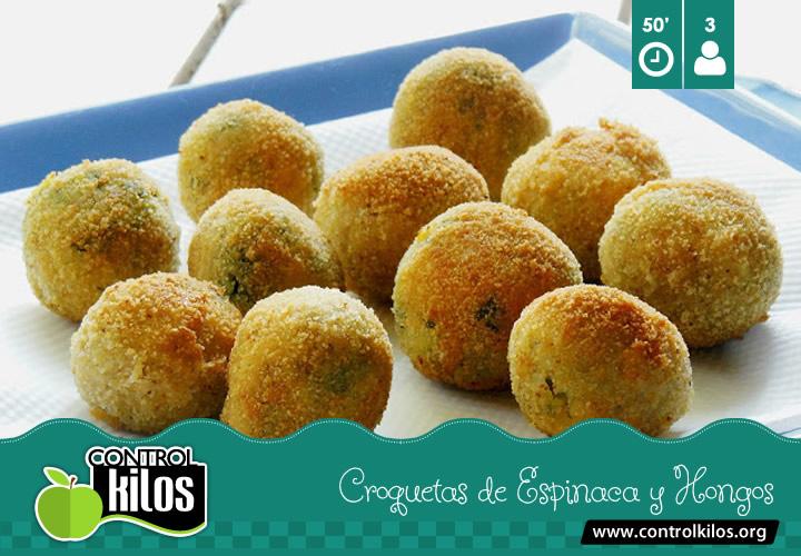Receta-Croquetas-Espinacas+Hongos
